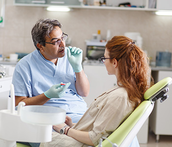 Who is a candidate for all on four dental implants in Scottsdale area